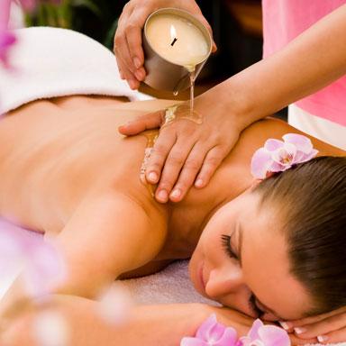 Candle Massage ( massagem com velas ) Moema - Amadi Spa