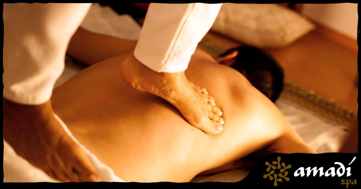 Benefícios proporcionados pelo tratamento com a massagem ayurvédica - Amadí Spa - Moema