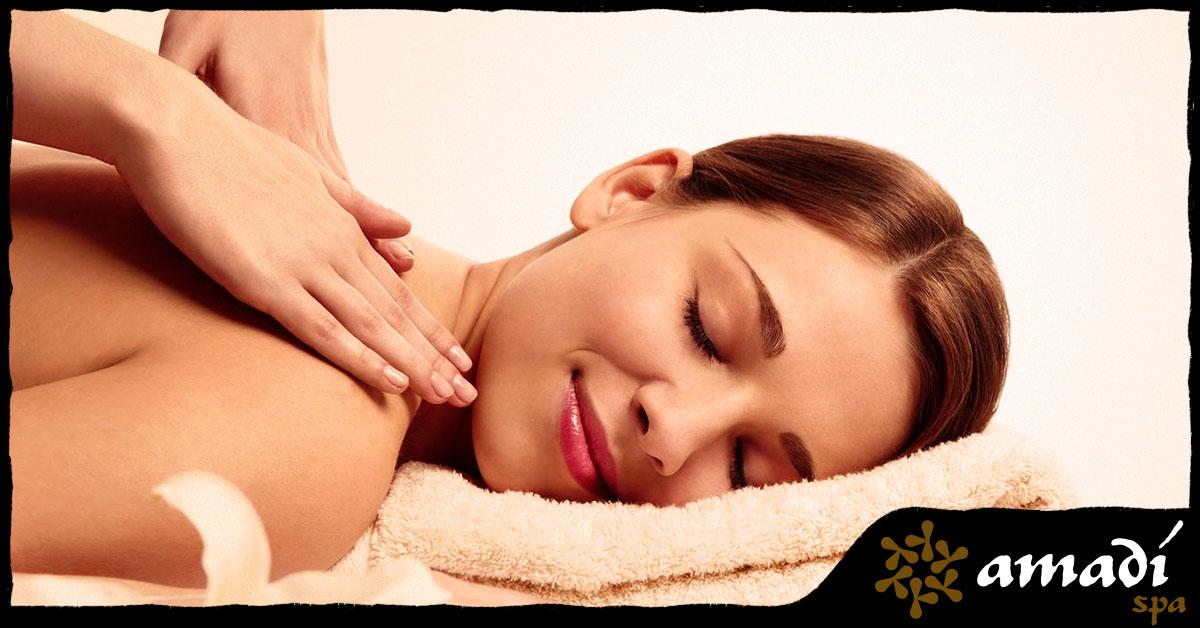 Como escolher a melhor massagem relaxante - Amadí Spa - Moema