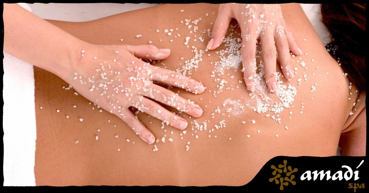 Hidratação e esfoliação: pele saudável e renovada - Amadí Spa - Moema