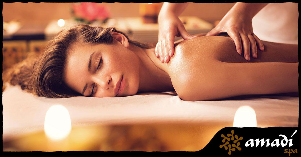 Conheça os tipos de massagens - Amadí Spa - Moema
