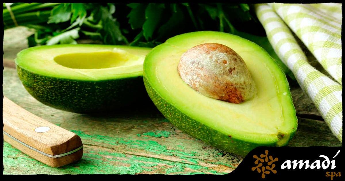 Benefícios do abacate - Amadí Spa - Moema
