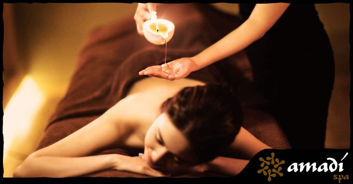 Por que devo fazer uma massagem com velas - Amadi Spa Moema