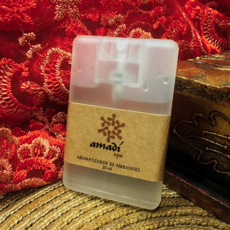 Spray Aromatizador de Bolso - Amadí Spa - Moema